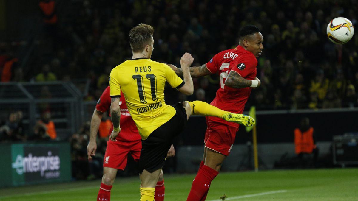 [Minuto a Minuto] Borussia Dortmund empata ante Liverpool en la Europa League