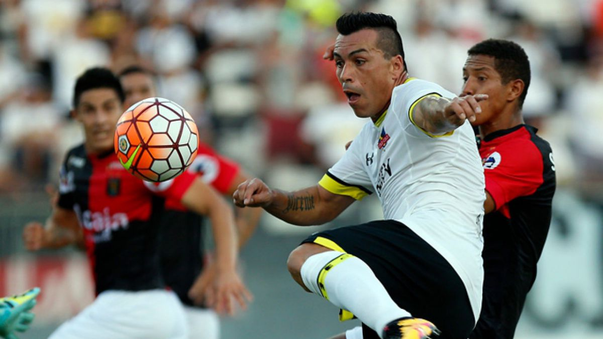 Colo Colo confirma alineación para enfrentar a Melgar por Copa Libertadores