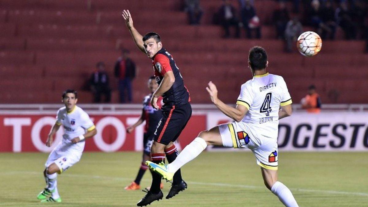[Minuto a Minuto] Colo Colo remonta y está venciendo a Melgar por la Libertadores