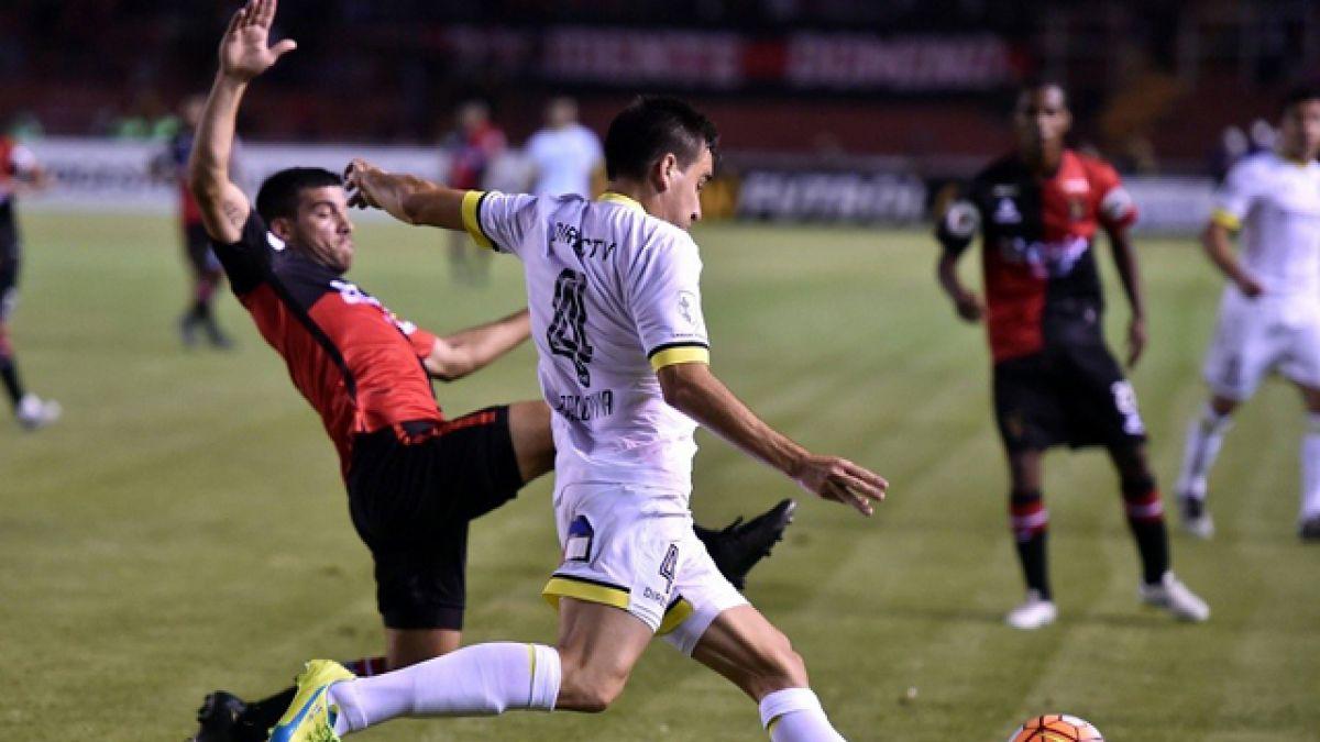 Colo Colo vence a Melgar y sigue con vida en la Copa Libertadores