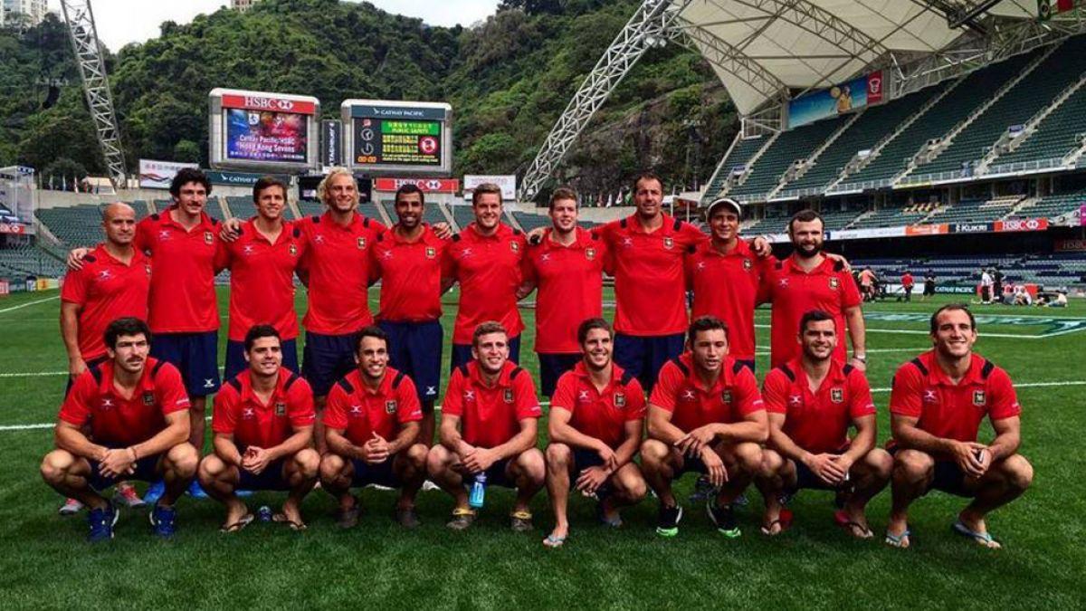 Selección chilena de rugby 7 sueña con clasificar a la Serie Mundial