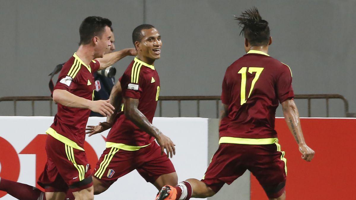 Venezuela entregó prenómina para la Copa América Centenario 2016