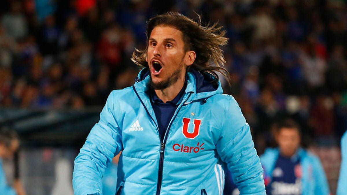 Beccacece y el triunfo de la U: Los futbolistas estuvieron a la altura tras una semana complicada