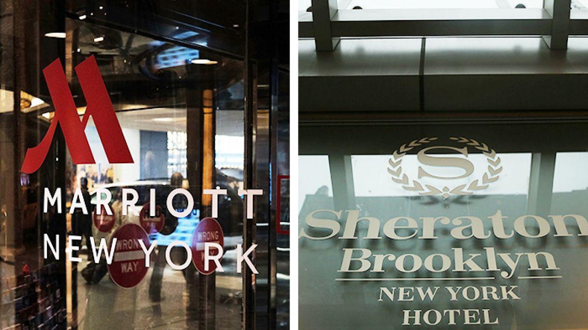 La fusión de Marriott y Starwood supondrá la mayor cadena hotelera del mundo