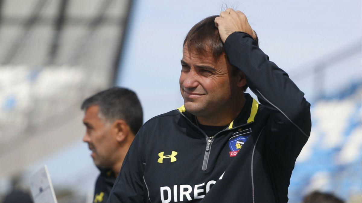 José Luis Sierra tras caída con OHiggins: Hay que dar vuelta la página