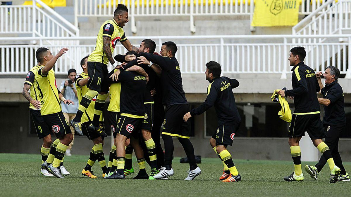 San Luis vence a La Calera y suma valiosos puntos en su pelea por escapar del descenso