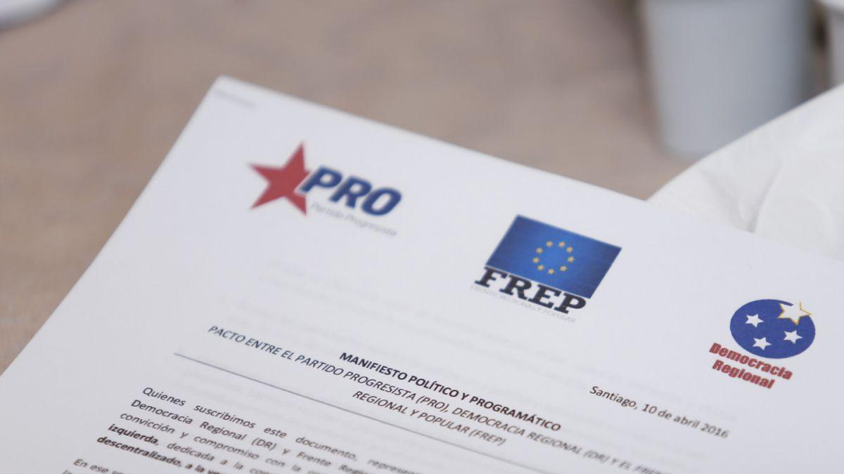 El PRO y dos partidos regionalistas forman pacto de cara a las próximas elecciones municipales
