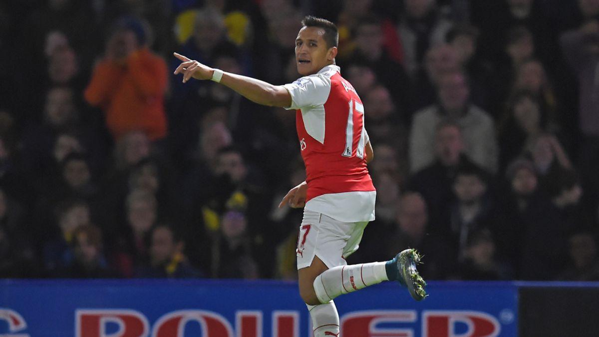 Medio español asegura que PSG buscaría a Alexis para reemplazar a Ibrahimovic
