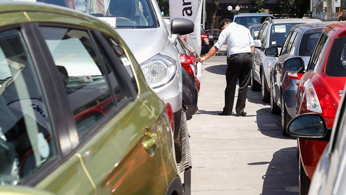 Mercado automotor en Chile crece un 10,2% en el primer trimestre