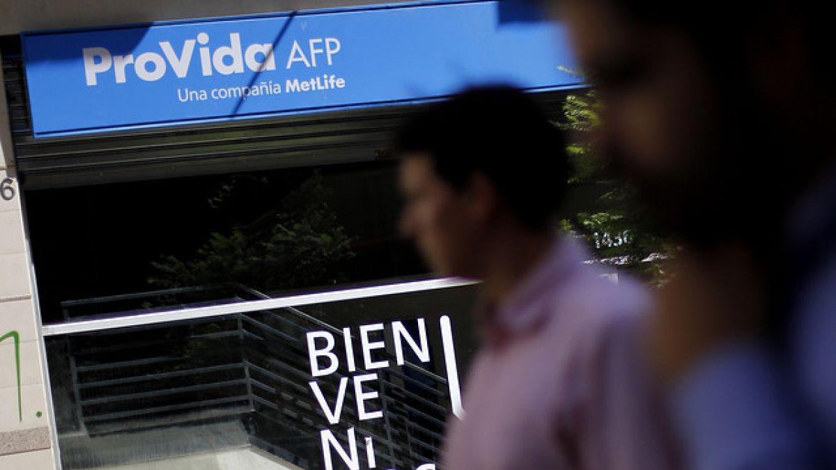 Caso Cascadas: Larraín Vial pagará $ 540 millones a afiliados de ProVida AFP