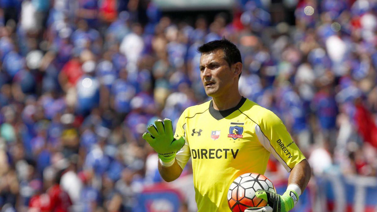 Villar recibió el alta y podrá jugar en vital duelo de Colo Colo por Copa Libertadores