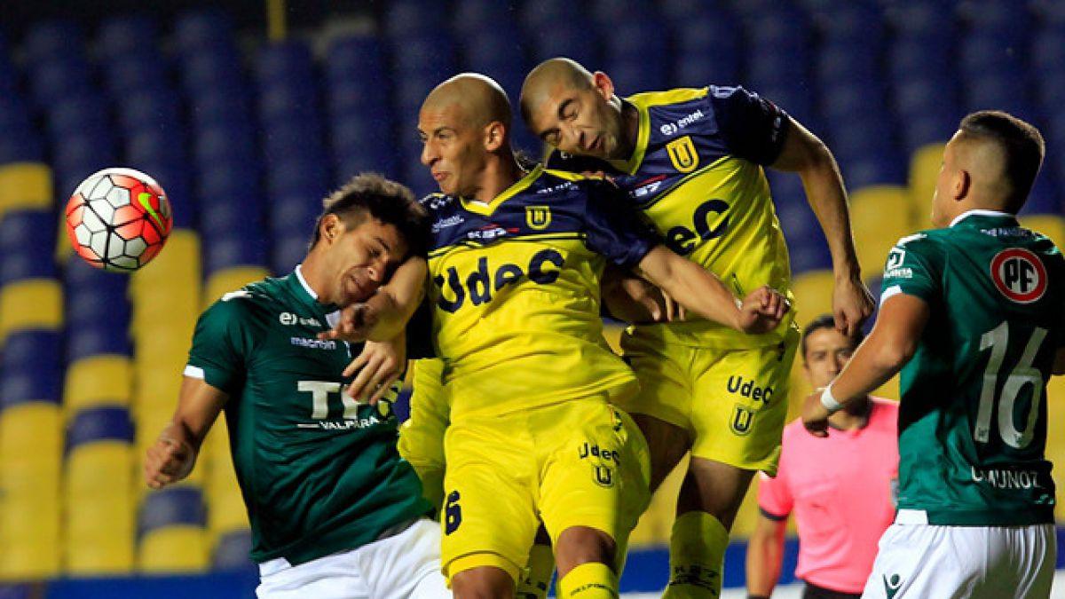 [Gol a Gol] Wanderers cayó ante la U. de Concepción en la fecha 12