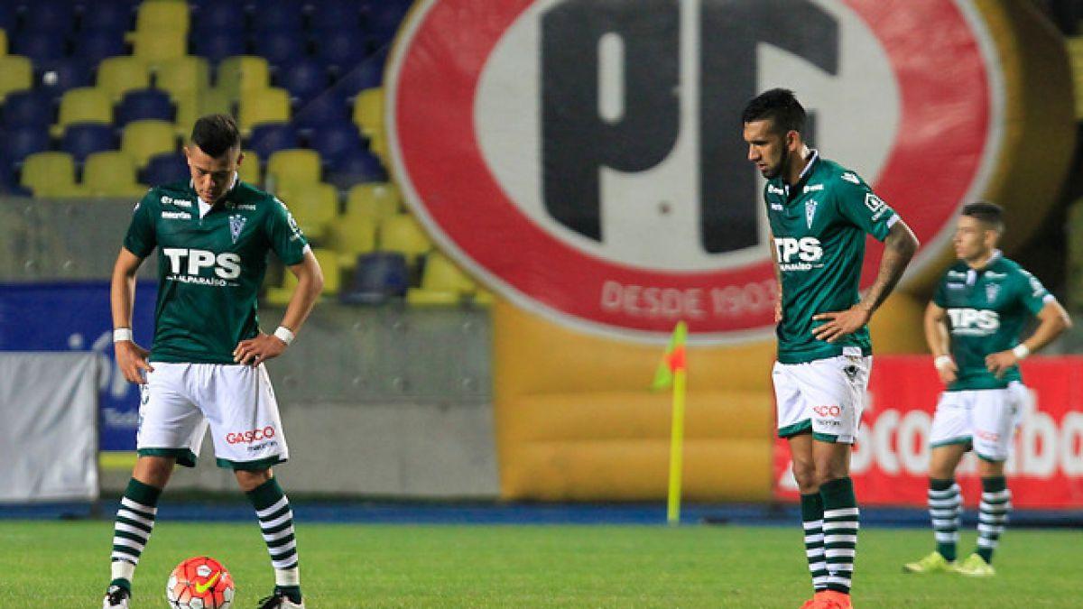 Wanderers desaprovecha oportunidad de ser líder tras caer ante U. de Concepción