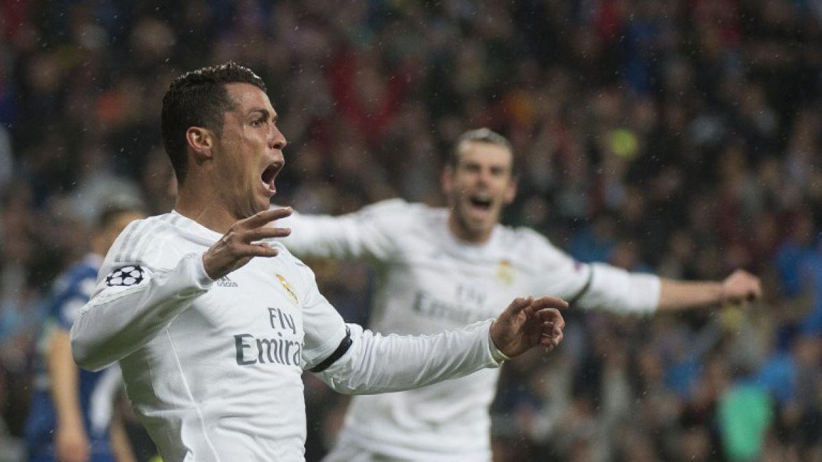 [Minuto a Minuto] Real Madrid golea y clasifica a semis de Champions