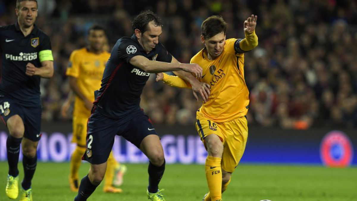 FC Barcelona de Bravo disputará una complicada llave ante Atlético de Madrid