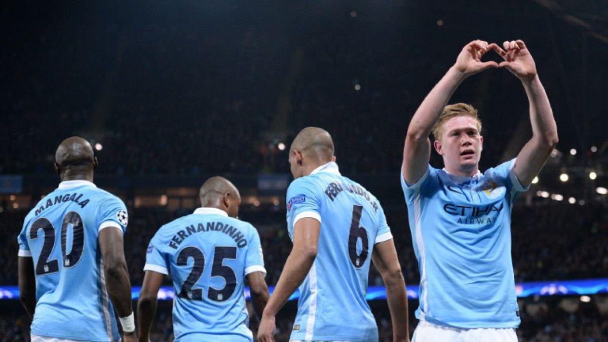 Pellegrini logró inscribir por primera vez al Manchester City en semis de Champions