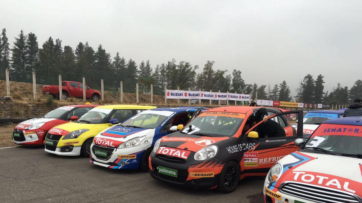 Lanzan el TOTAL TP Race by Dunlop, la categoría más importante de pista de los últimos años