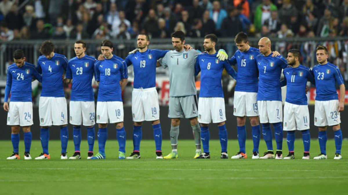Italia jugará su último amistoso antes de la Eurocopa contra Finlandia