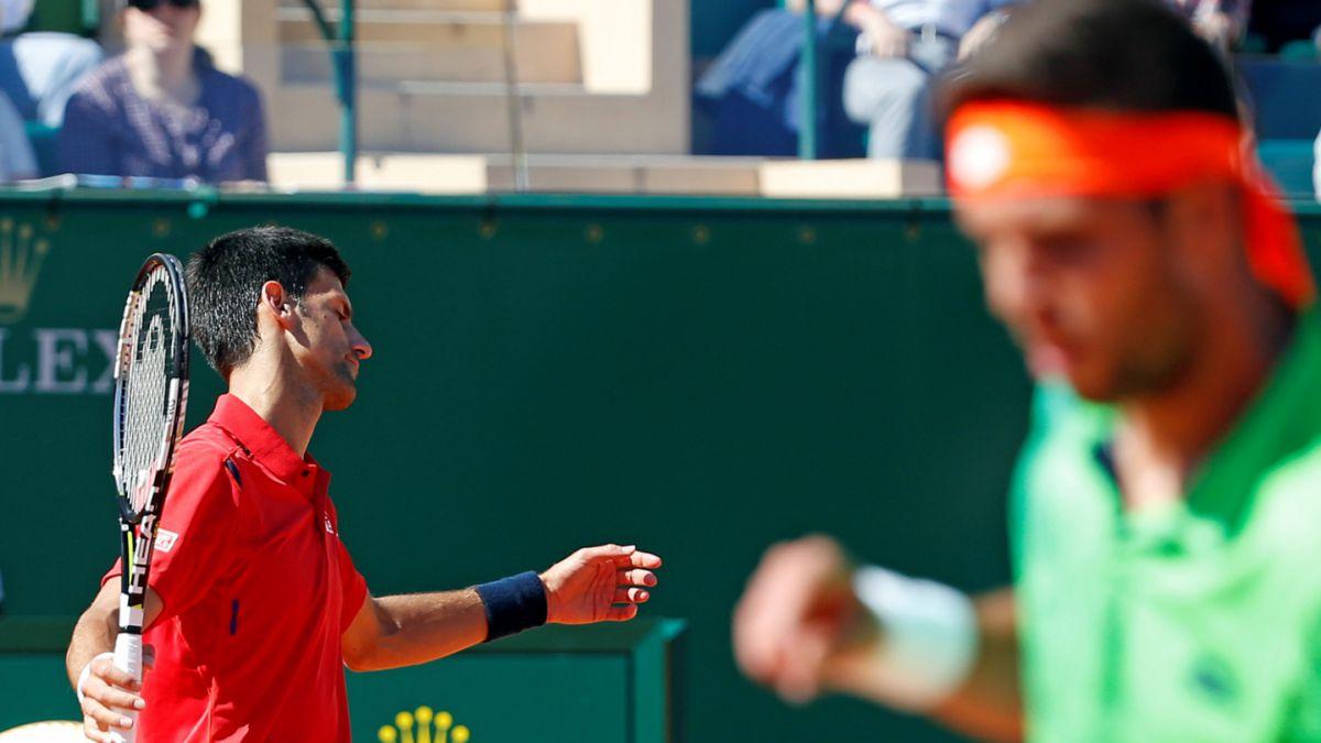Sorpresa mundial: Novak Djokovic perdió ante el número 55 de la ATP