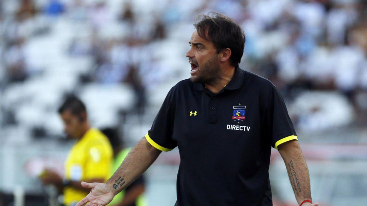 Sierra y partido clave por Libertadores: Se puede catalogar como una final