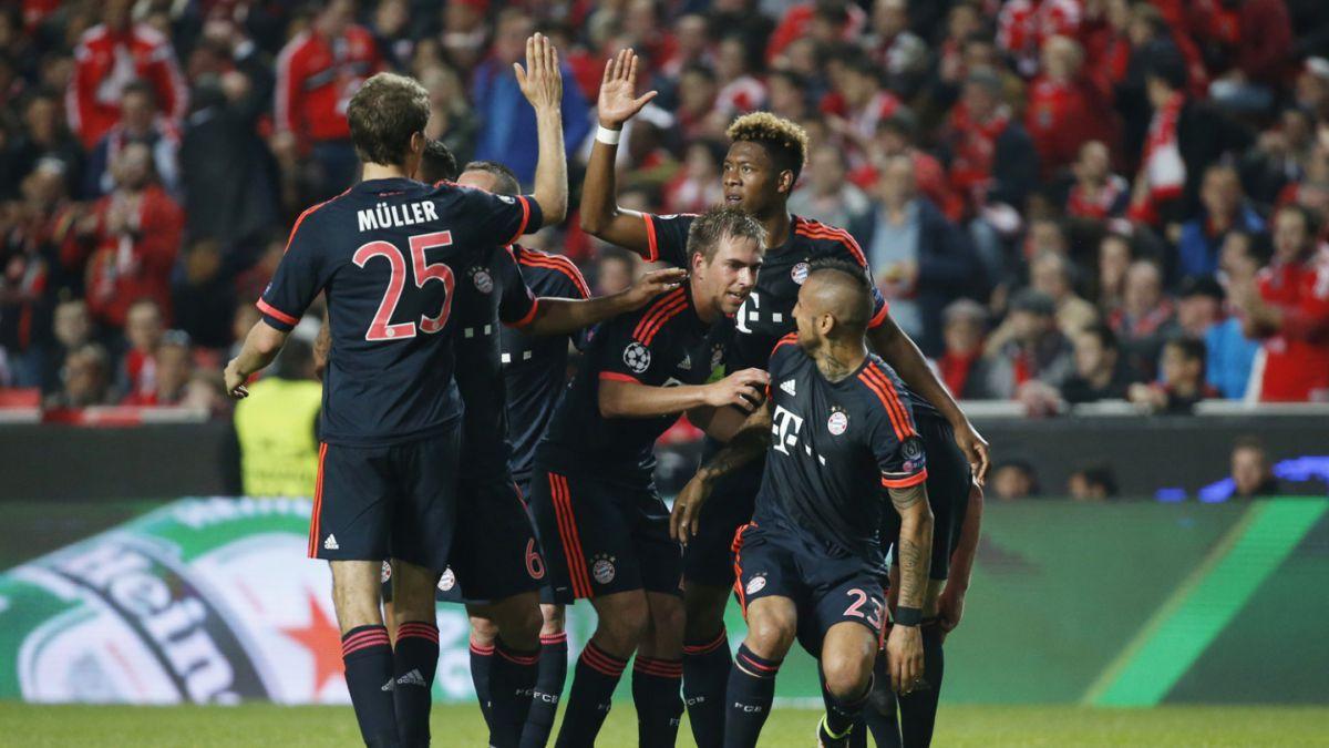 [Minuto a Minuto] Con un golazo de Vidal, Bayern clasificó a semis de Champions