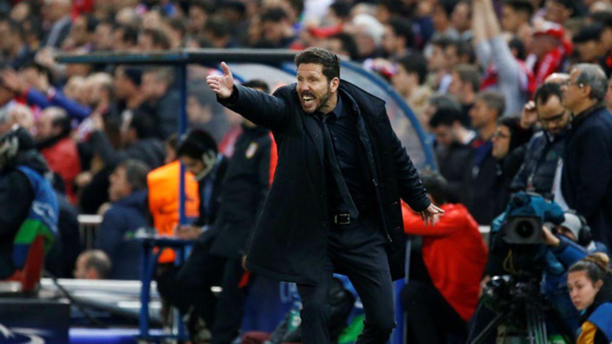 Simeone tras eliminar al Barcelona: Cuando se cree, se puede