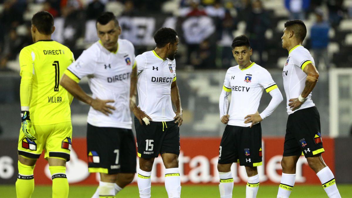 Colo Colo se despide de Copa Libertadores al igualar con Independiente del Valle