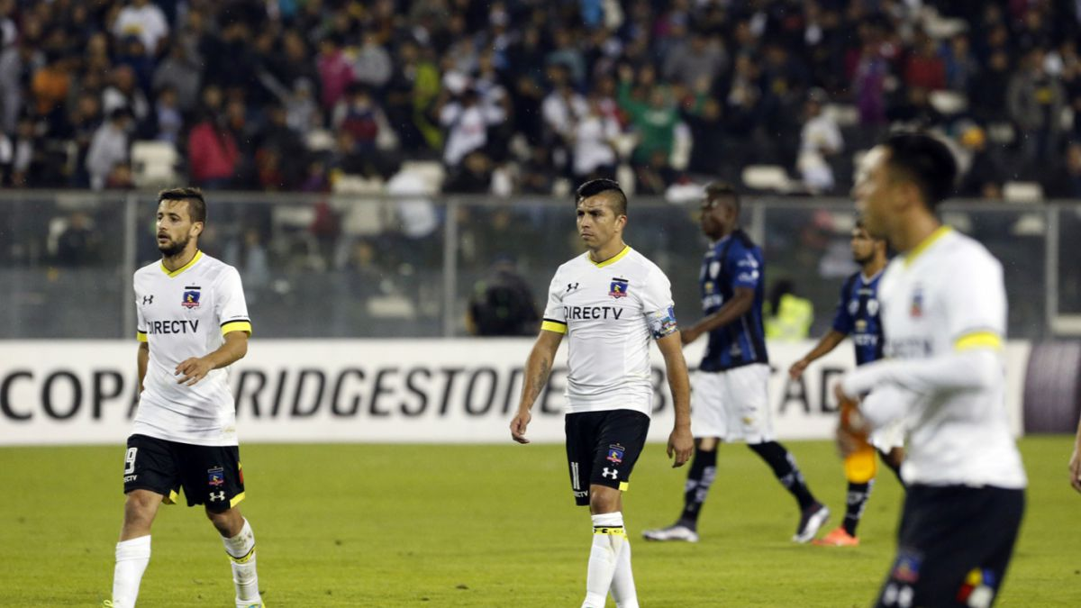 Chile queda sin equipos en octavos de Libertadores por segundo año consecutivo