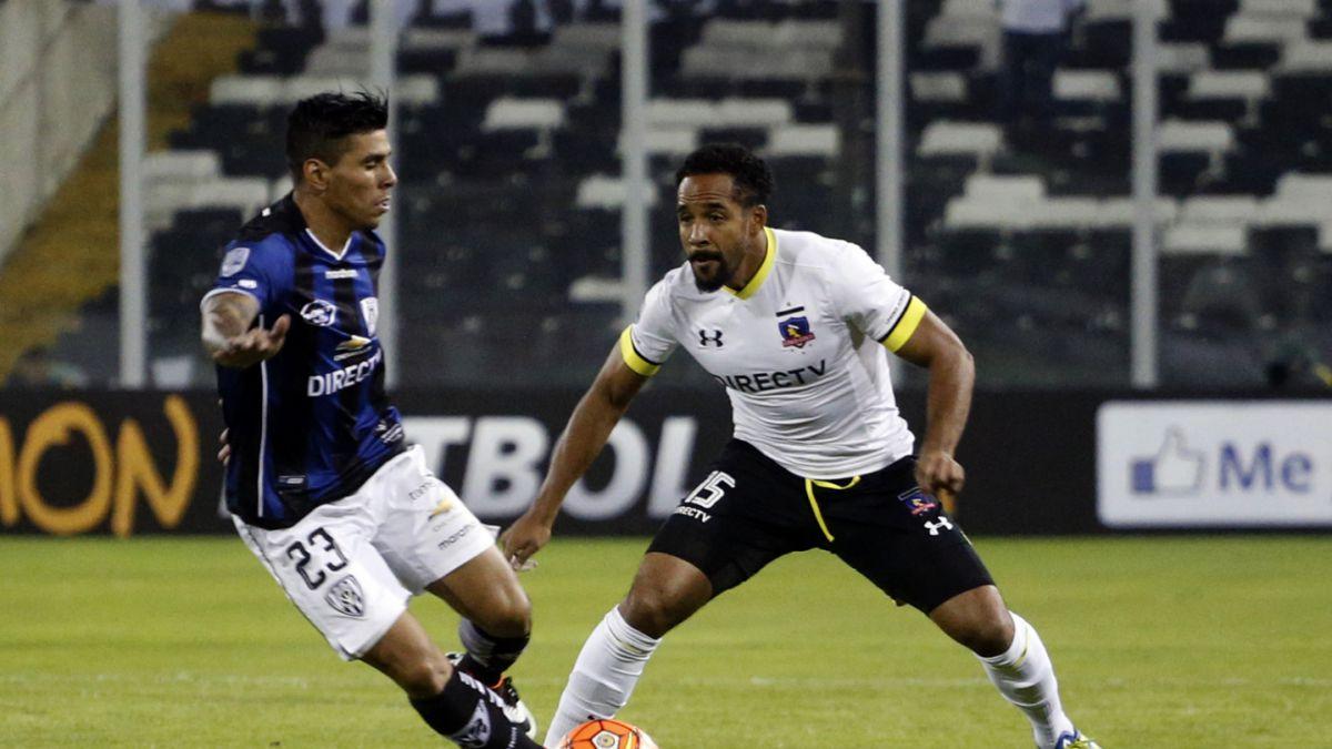 Beausejour: Si no ganábamos a Independiente del Valle no merecíamos clasificar