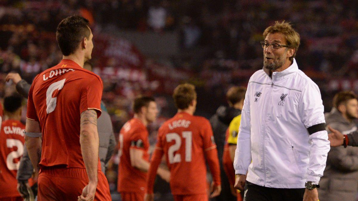 La emotiva arenga de Jürgen Klopp que motivó al Liverpool para remontar ante Dortmund