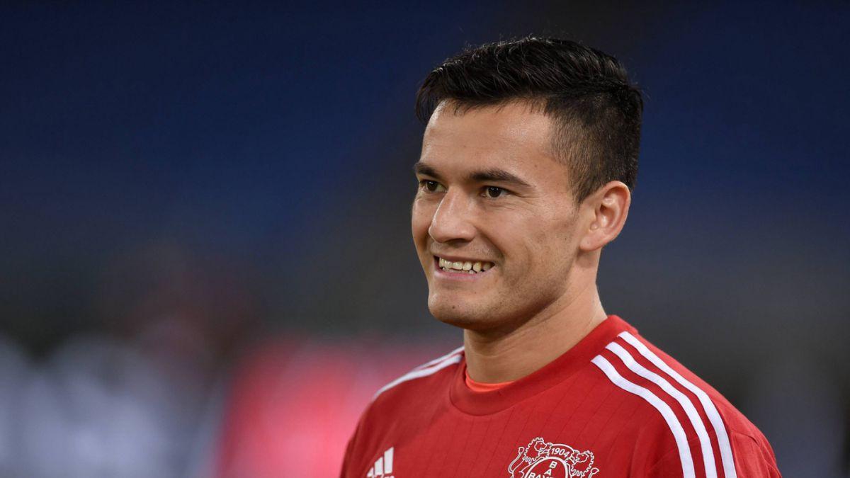 DT del Bayer Leverkusen adelanta posible titularidad de Charles Aránguiz