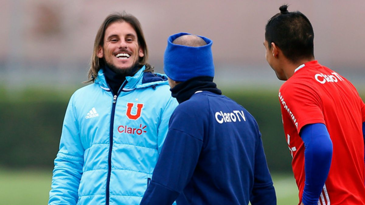 """Sebastián Beccacece y su futuro en la """"U"""": """"Voy a seguir y voy a respetar mi contrato"""""""