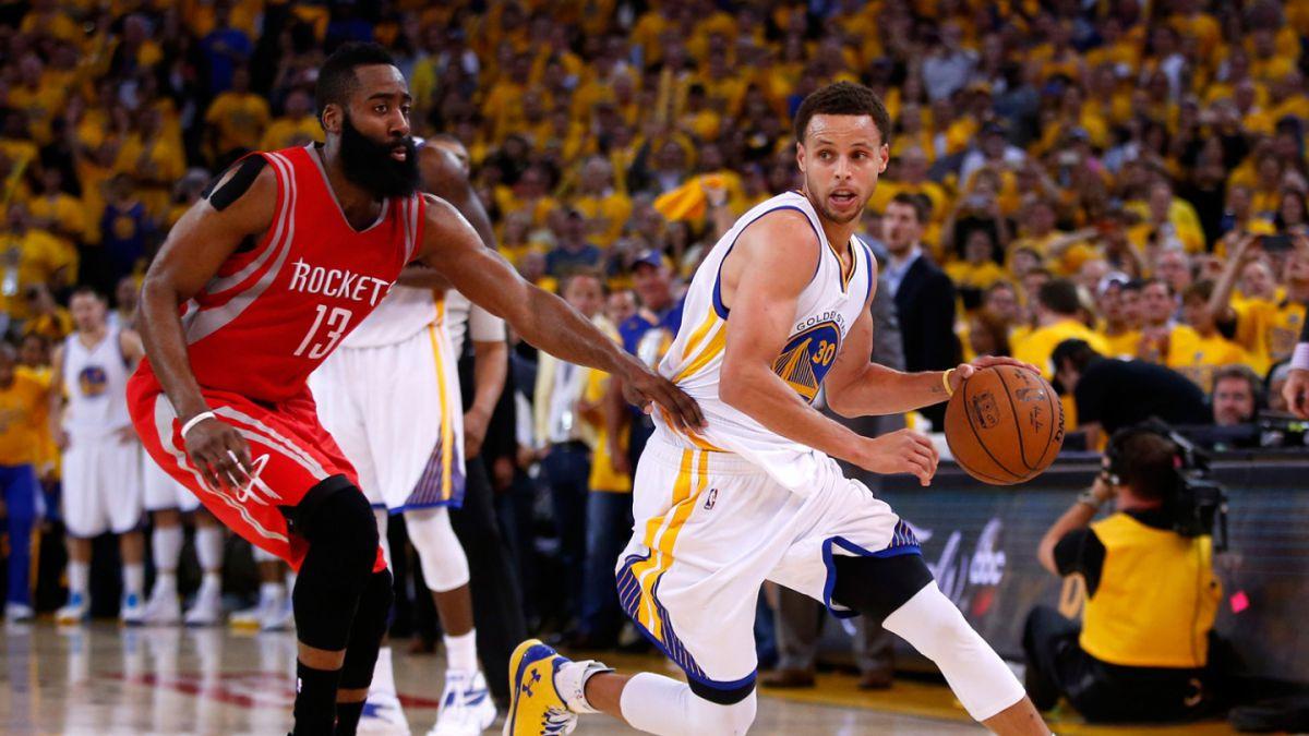 Comienzan los Playoffs de la NBA con los Warriors como los máximos favoritos