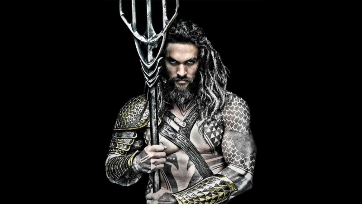 La intensa rutina de Jason Momoa para interpretar a Aquaman