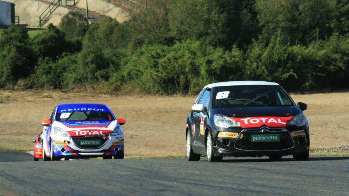 Este sábado se dio inicio al Total TP Race by Dunlop en Temuco