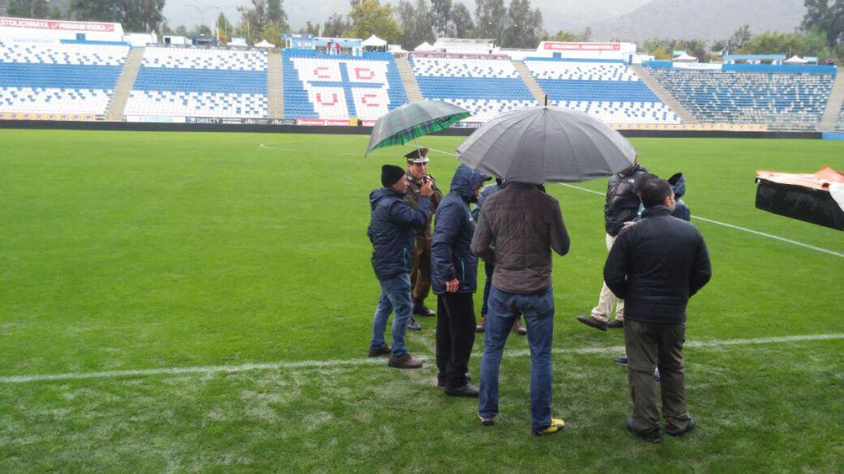 La lluvia aumenta suspenso de la intensa lucha por el título del Clausura