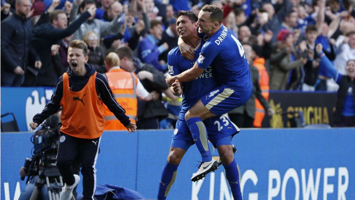 Sigue la ilusión: Leicester City rescata empate en el último minuto ante West Ham
