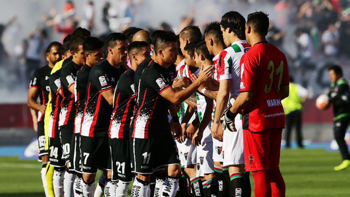 ANFP confirma la suspensión del duelo Colo Colo-Palestino que se jugaba este lunes
