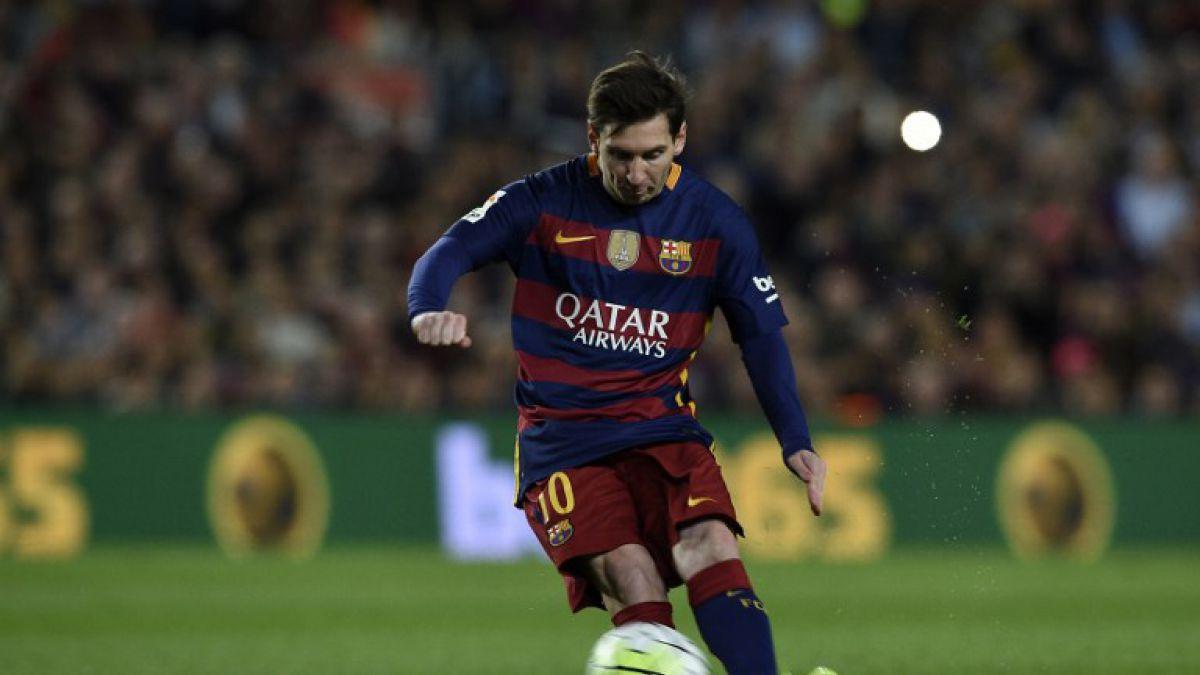 Un récord que sirvió de poco: Messi anotó su gol 500 en derrota del Barcelona