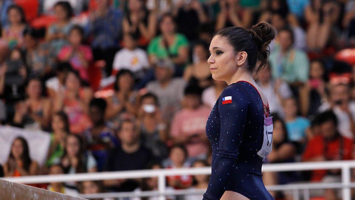 Simona Castro clasifica a Río 2016 y suma un total de 31 chilenos en los próximos JJ.OO