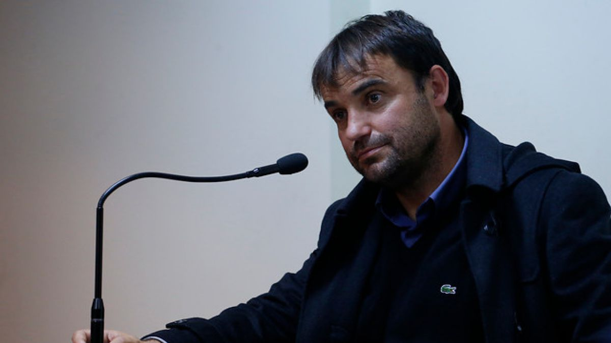 José Luis Sierra asiste como testigo de Blanco y Negro en demanda de Humberto Suazo