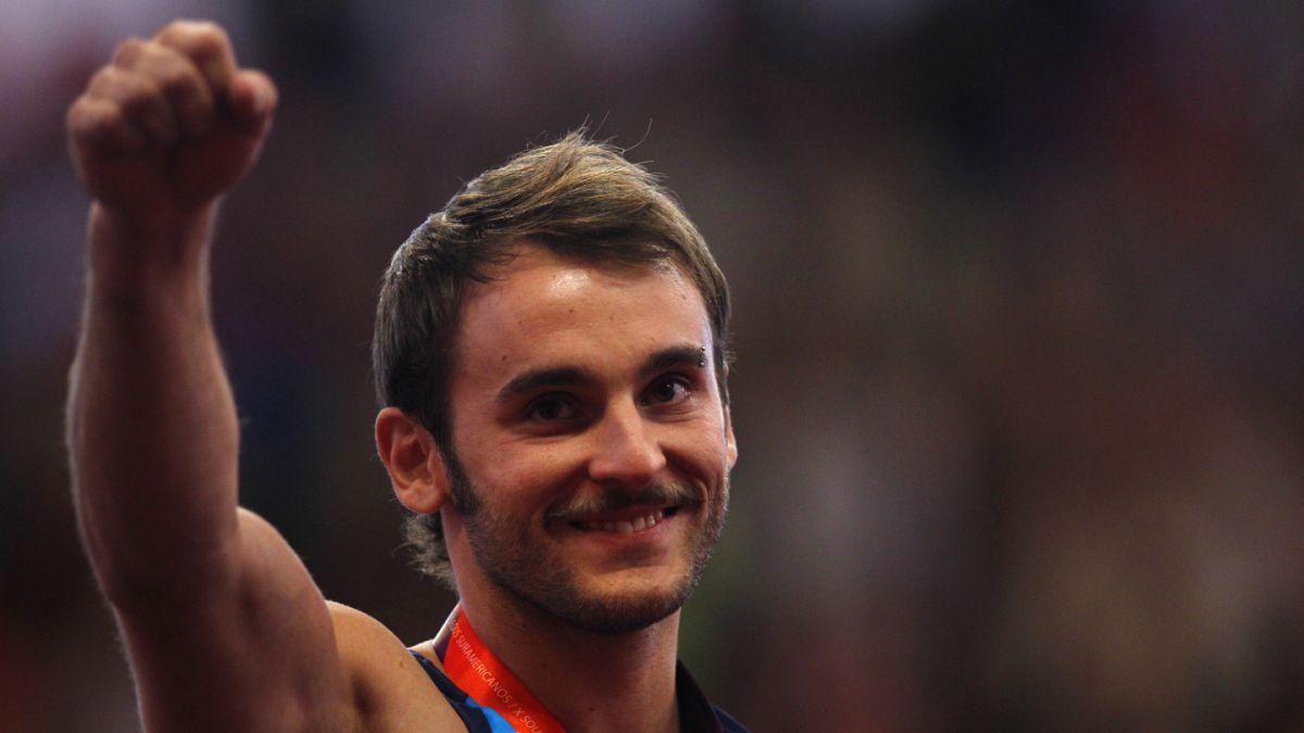 Buen apronte olímpico: Tomás González gana medalla de oro en Sao Paulo