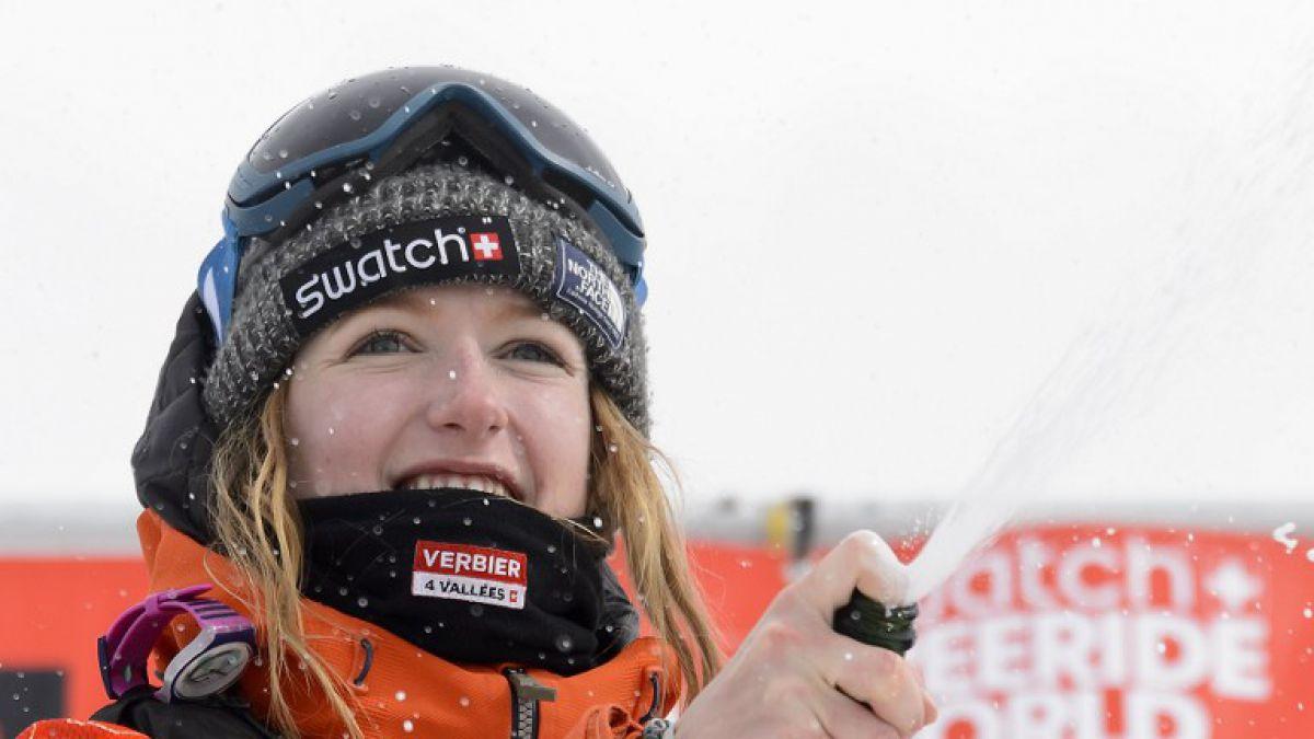 Fallece la campeona del mundo de snowboard debido a una avalancha