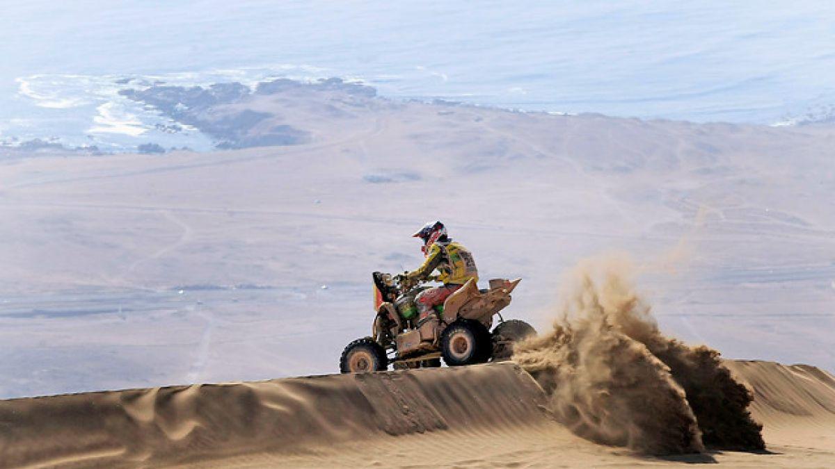 Chile se queda sin Dakar: La edición del Rally 2017 no recorrerá el territorio nacional
