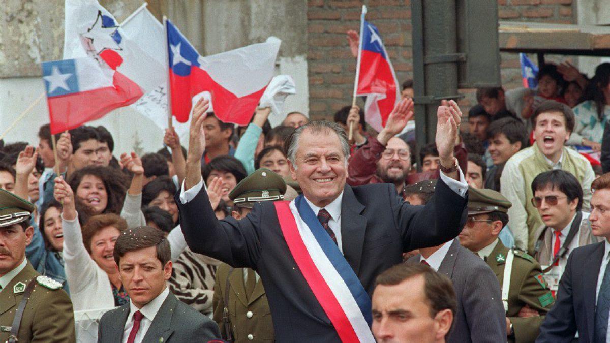 Ex Presidente Patricio Aylwin fallece a los 97 años