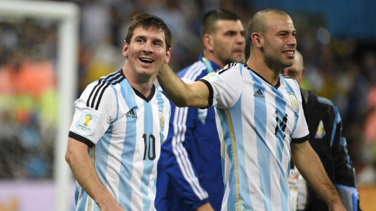 Messi y Mascherano disputarán la Copa América Centenario y no los JJ.OO.