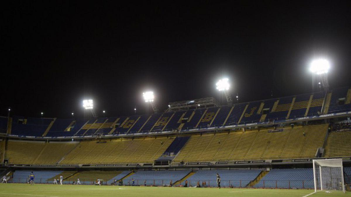 Preocupación por mal estado de la cancha de La Bombonera a días del clásico ante River Plate