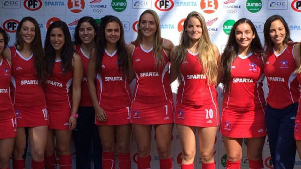 [FOTOS] La nueva camiseta del Team Chile de hockey