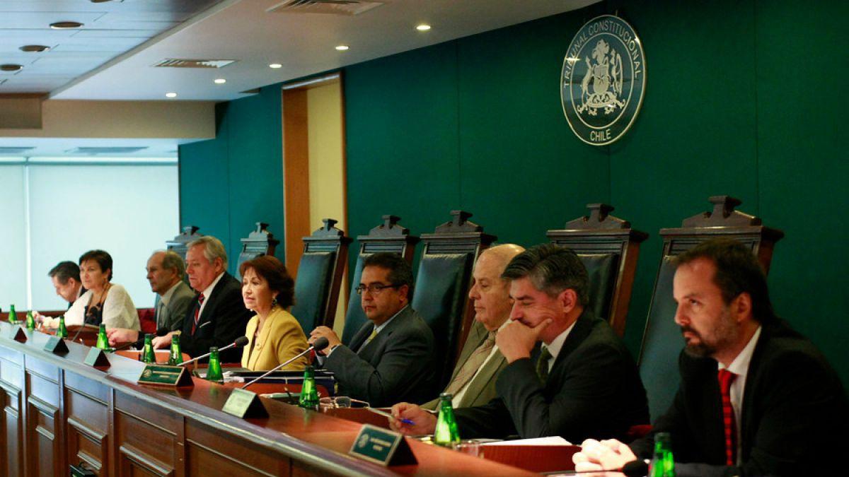 El Tribunal Constitucional declaró admisible recurso contra la Reforma Laboral