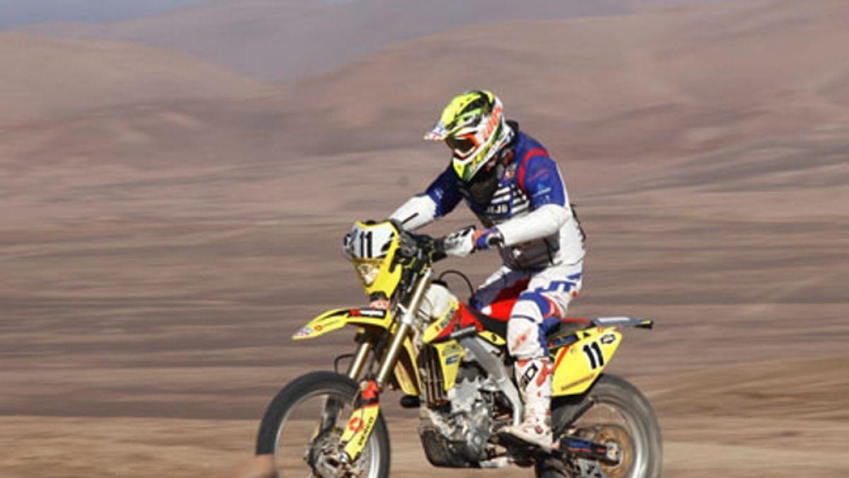 José Ignacio Cornejo da la gran sorpresa y vence en etapa del Rally de Qatar